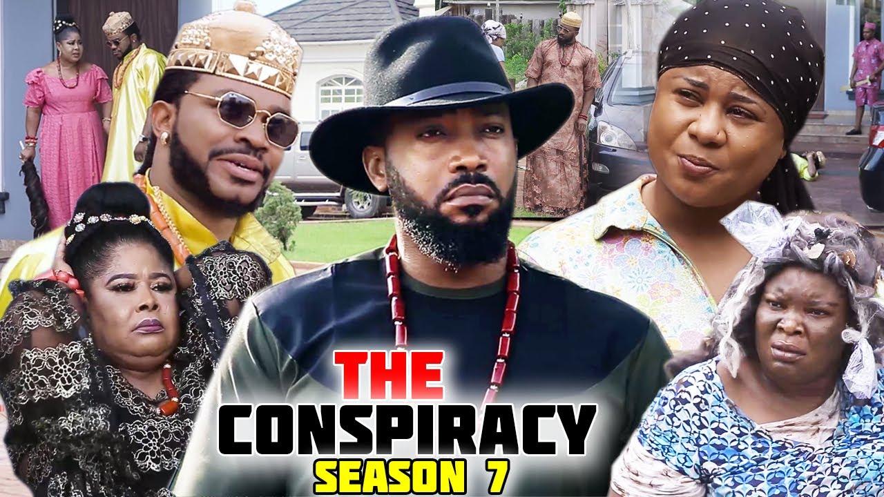 Download THE CONSPIRACY SEASON 7(Trending New Movie)Fredrick Leonard & Uju Okoli 2021  Nigerian Movie 720p