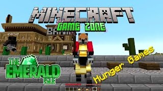 Minecraft - Game Zone - The Emerald Isle - Survival Games [1]