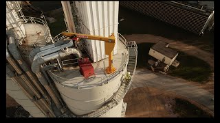 Columbia Energy Center Air Quality Control System Retrofit