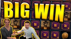 BIG WIN on MONEY TRAIN Slot - Casino Stream Big Wins