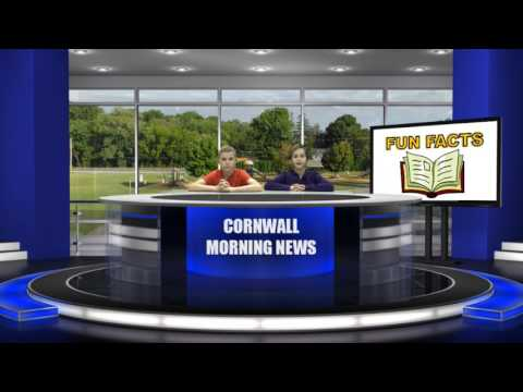 5/4/17 Morning Announcements