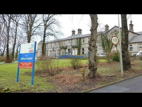 Clitheroe Hospital Demolition