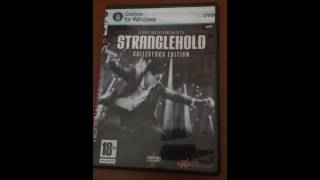 "Pc Games.John Woo Presents STRANGLEHOLD Collector""s Edition.#9."