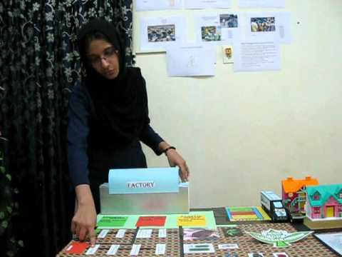 Waste Management A Project By Fathima Raihan Iis Dammam