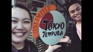 Tokyo Tempura - When in Marikina