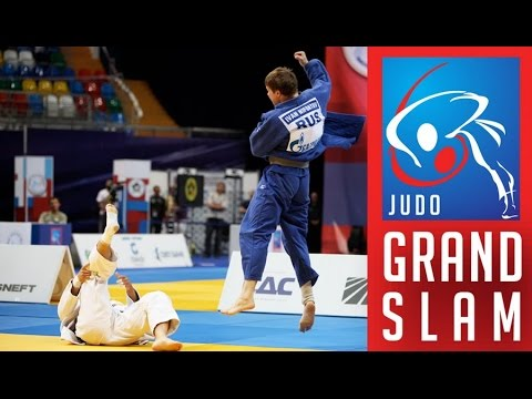 JUDO Highlights - Paris Grand Slam 2014
