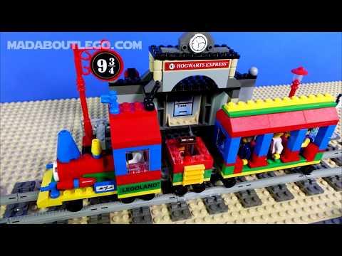 LEGOLAND Steam Train
