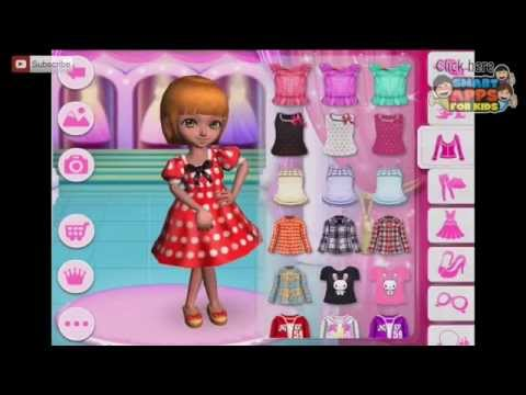 Up Ipad App 3d For Youtube Demo Kids Ellie Coco Dress vNnOPm80wy