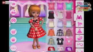 Coco Dress Up 3D - iPad app demo for kids - Ellie