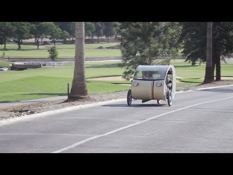 AS Evovelo, the first solar car in the world that is launched into the market