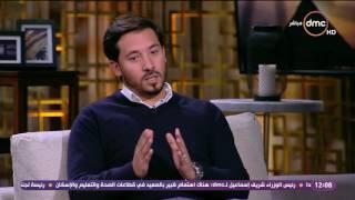 مساء dmc - محمد طارق وتوضيح فكرة السيارات التي تسير بالطاقة الشمسية كطاقة واحدة فقط
