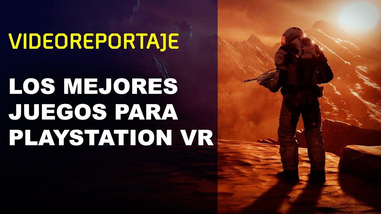 Los Mejores Juegos Para Playstation Vr Psvr Ranking Realidad