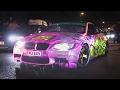 Liberty Walk BMW M3 - DEAFENING Revs!