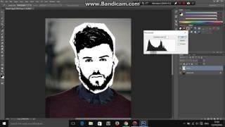 Cara Membuat Galaxy Logo Dari Muka - Photoshop Tutorial