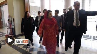 Hakim tolak permohonan Rosmah untuk tak hadir pengurusan kes
