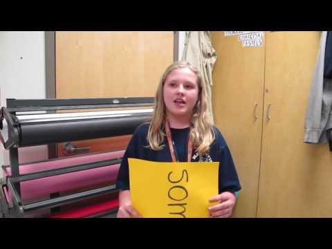 Magoffin Middle School  She Wolves Dreams - MORE DREAMS, LESS PLASTIC - workshop#1