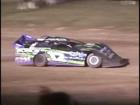 Piranha Racing Plymouth Dirt Track 07-02-16 3rd Chris Carlson PDTR