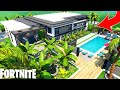 *AMAZING* Hide & Seek Mansion in Fortnite Creative (Codes in Comments)