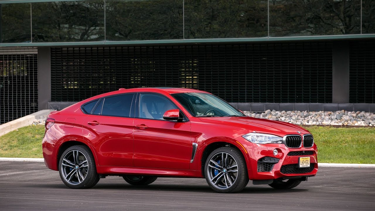 BMW X6 5 0i vs  X6 M - Acceleration & Exhaust Sound & Drag Racing