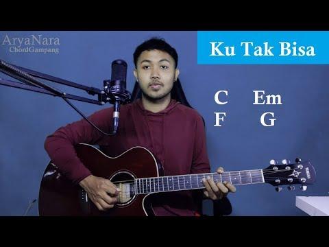 Kali ini saya mengupload video yang memuat lirik dan kunci/chord gitar lagu Slank - Ku Tak Bisa, yan.