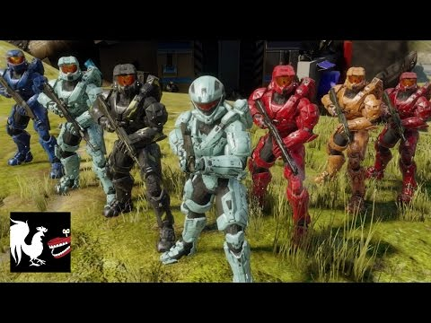 Red vs. Blue Season 15, Episode 5 - Previously On