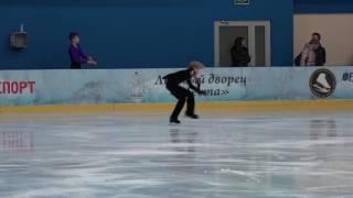 Кубок России   Ростелеком 2016 2017, 5 й Юнoши, KMC  КП 2 Кирилл ЯКОВЛЕВ МОС
