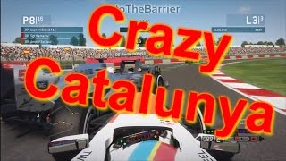 F1 Game 2013 - Crazy Catalunya Thumbnail