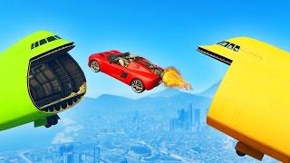 GTA 5 EPIC MOMENTS: #24 (Best GTA 5 Stunts & Wins, GTA 5 Funny Moments Compilation)