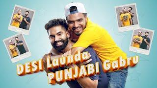 Desi Launda Punjabi Gabru - Amit Bhadana & Parmish Verma