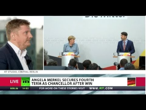 Shock For Chancellor: Merkel suffers 'crushing defeat,' worst result in 70 years