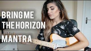 Bring me the Horizon - Mantra Cover | Christina Rotondo