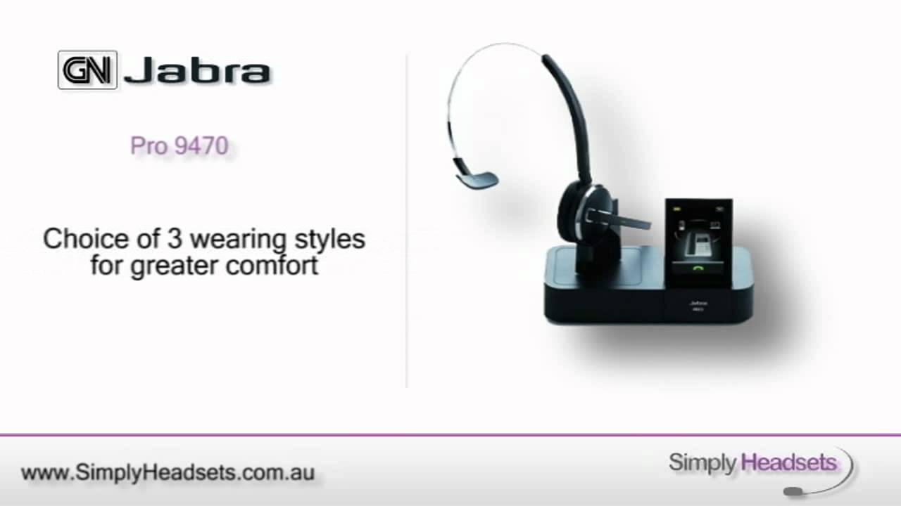 3e55d6be546 Buy Jabra Pro 9465 Wireless Headset $364