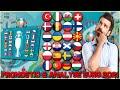 PRONOSTIC EURO 2021 (DES GROUPES A LA FINALE) ! EURO 2021 PRÉDICTION ET ANALYSE