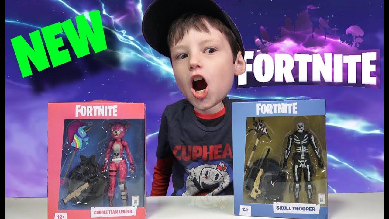 New Model skull trooper The Game OF Fortnite Builder education Toy for children