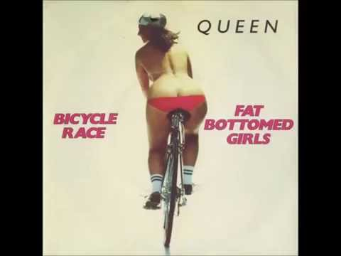 Queen - Bicycle Race + Fat Bottomed Girls