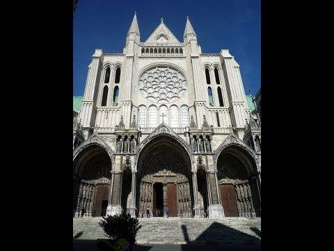 Part 1: Cathedral of Notre Dame de Chartres, c.1145 and 1194-c.1220