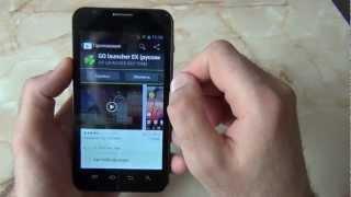 GO Launcher для Android. Великолепно! / Арстайл /
