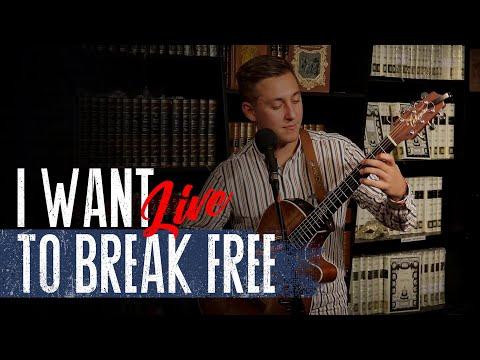 I Want To Break Free   Yuri Polezhaev   Live In Hyperion Book Club