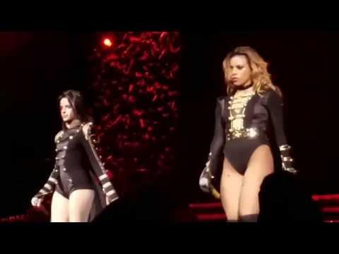 Fifth Harmony - No Way (Lauren Crying) Phoenix 7/27 tour