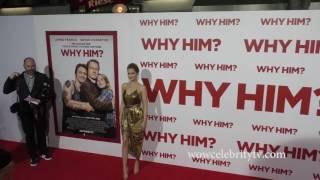 Zoey Deutch at Why Him Premiere