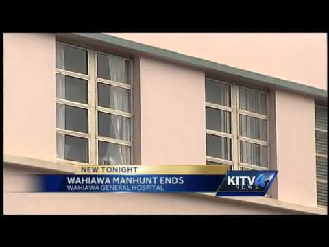 Man takes Honolulu police on a chase in Wahiawa