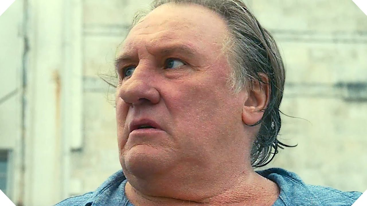 Gerard Depardieu released a gold watch with the symbolism of Russia 04/03/2014