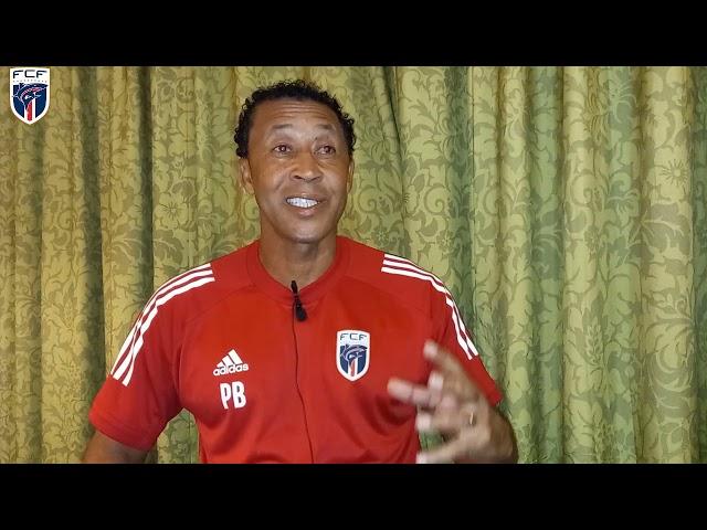 Entrevista de Bubista depois do jogo frente a Libéria