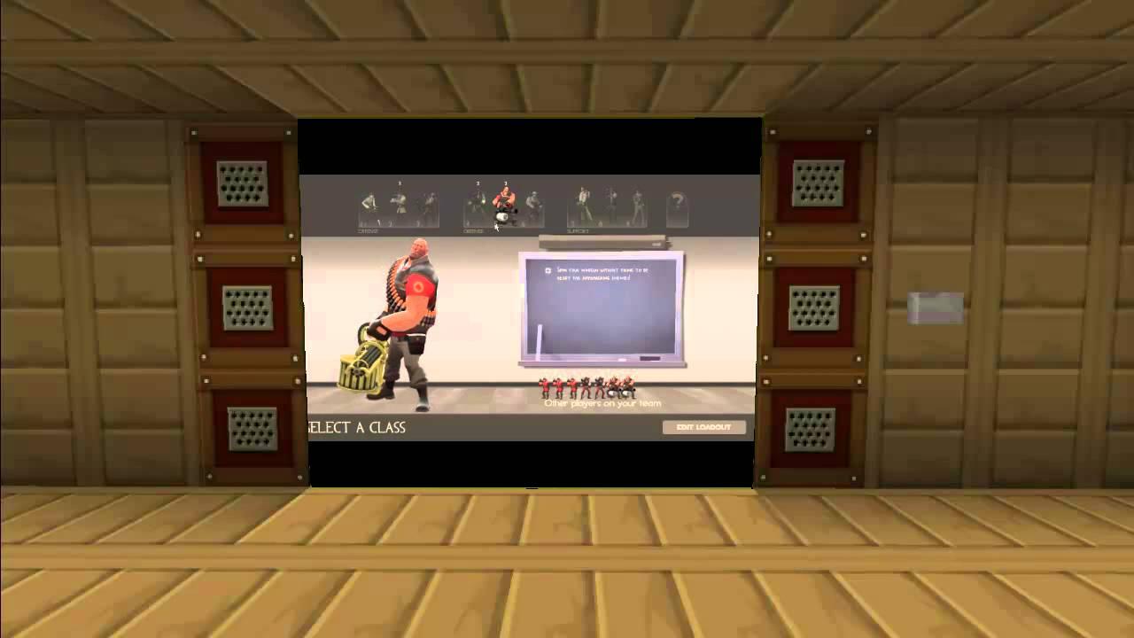 Minecraft Fernseher