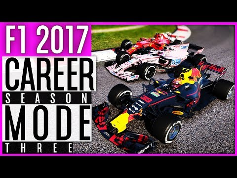 F1 2017 CAREER MODE #55 | VERSTAPPEN CAUSES CONTROVERSY! | Malaysia