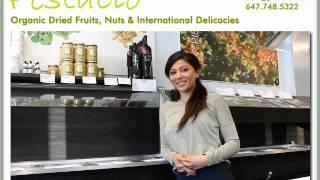 ORGANIC 70% DARK CHOCOLATE TART CHERRIES   Pestacio.ca - ORGANIC DRIED FRUITS & NUTS