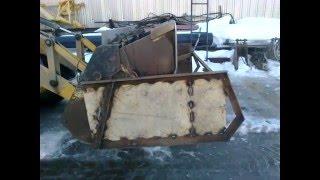 Обзор боковин для эффективной уборки снега