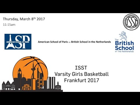 ISST Varsity Girls Basketball: BSN vs. ASP
