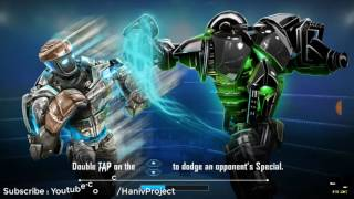 Real Steel World Robot Boxing MOD APK Unlimited Money