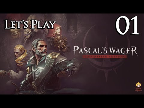 Pascal's Wager: Definitive Edition - Let's Play Part 1: Heggem